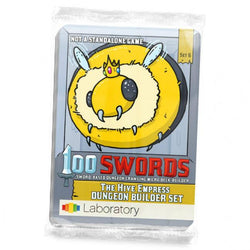 100 Swords: The Hive Empress Card Game Laboratory Games