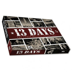 13 Days - The Cuban Missile Crisis Board Game Jolly Roger Games