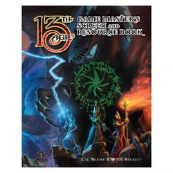13th Age: GM Screen and Resource Book Role Playing Games Pelgrane Press