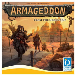 20121 - Armageddon Board Game (4 Player) Board Game Queen Games