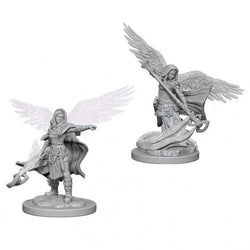 Aasimar Female Wizard Miniatures WizKids