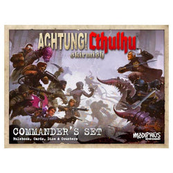 Achtung! Cthulhu: Skirmish Commander Set Role Playing Games Role Playing Games Modiphius Entertainment