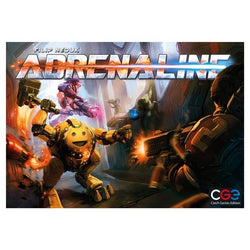 Adrenaline Game Board Game (5 Player) Board Game Czech Games Edition, Inc.