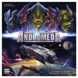 Andromeda Board Game Galakta