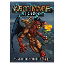 Archmage Origins Card Game Solarflare Games