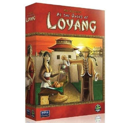 At the Gates of Loyang Board Game DiceyGoblin