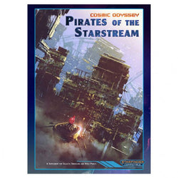 Cosmic Odyssey: Pirates of the Starstream Role Playing Games Fat Goblin Games