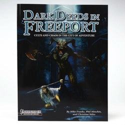 Dark Deeds in Freeport Role Playing Games Kobold Press