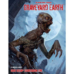 Dead Reign: Graveyard Earth Role Playing Games Palladium Books
