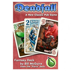 Deadfall Card Game Cheapass Games