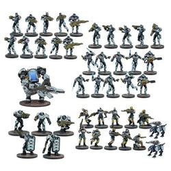 Enforcer Starter Force SW Miniatures Mantic Entertainment Ltd.