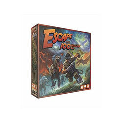 Escape From 100 Million B.C. Board Game IDW Publishing