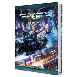 Faith: Core Book Role Playing Games Burning Games