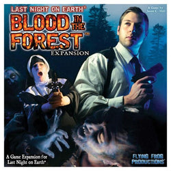 Last Night on Earth: Blood in the Forest Board Game Flying Frog Productions