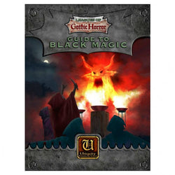 Leagues of Gothic Horror: Guide to Black Magic CLEARANCE Triple Ace Games