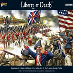 """Liberty Or Death"" American War Of Independence Battle Set Miniatures Warlord Games"