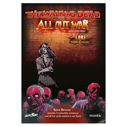 Mantic: The Walking Dead All Out War Lori Booster Board Game Board Game Mantic Entertainment Ltd.
