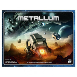 Metallum Board Game Galakta