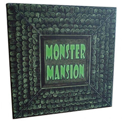 Monster Mansion Board Game Nocturnal Media