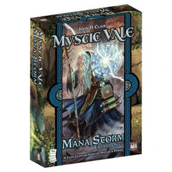 Mystic Vale Mana Storm Card Game Alderac Entertainment Group