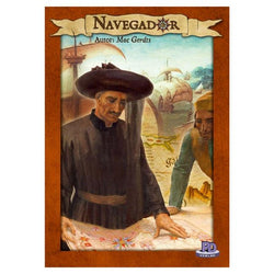 Navegador Board Game Rio Grande Games
