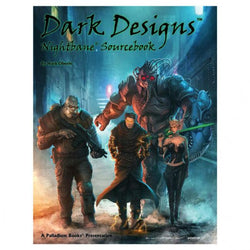 Nightbane: Dark Designs Role Playing Games Palladium Books