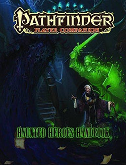Pathfinder Haunted Heroes Handbook Role Playing Games Paizo, Inc.