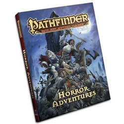 Pathfinder: Horror Adventures Role Playing Games Paizo, Inc.