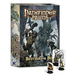 Pathfinder Pawns: Bestiary 4 Box Role Playing Games Paizo, Inc.