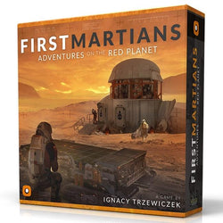 Portal Games First Martians Board Games Portal Games