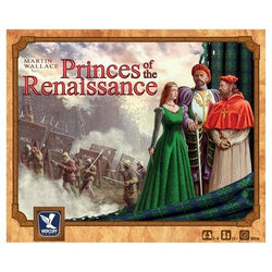 Princes of the Renaissance Board Game - Martin Wallace Board Game Mercury Games
