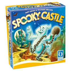 Queen: Spooky Castle Board Game Board Game Queen Games