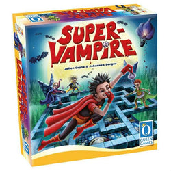 Queen: Super Vampire, Board Game Board Game Queen Games