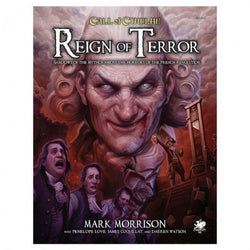 Reign of Terror Role Playing Games Chaosium, Inc.