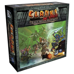 Renegade Game Studios Clank! In! Space! Board Game Board Game Renegade Game Studios