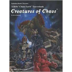 Rifts: Creatures of Chaos Role Playing Games Palladium Books
