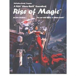 Rise of Magic Role Playing Games Palladium Books