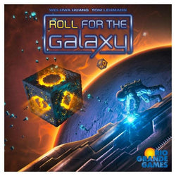 Roll for The Galaxy Board Game Board Game Rio Grande Games