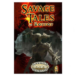 Savage Tales of Horror: Volume 3 Hardcover CLEARANCE Studio 2 Publishing, Inc.
