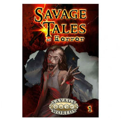 Savage Tales of Horror: Volume One CLEARANCE Studio 2 Publishing, Inc.