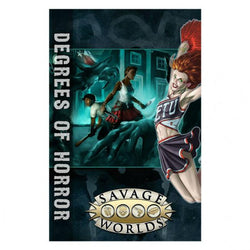 Savage Worlds: East Texas U: Degrees of Horror Role Playing Games Studio 2 Publishing, Inc.