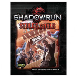 Shadowrun Stolen Souls 5th Edition Role Playing Games Catalyst Game Labs