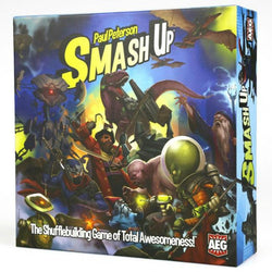 Smash Up Card Game Alderac Entertainment Group