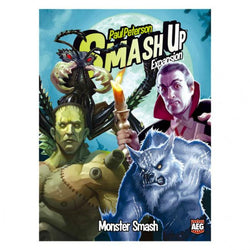 Smash Up Monster Smash Expansion Game Card Game Alderac Entertainment Group
