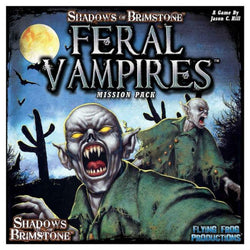 SoB: Feral Vampires Mission Pack Board Game Flying Frog Productions