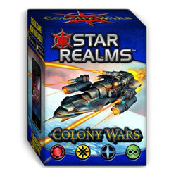 Star Realms: Colony Wars Card Game White Wizard Games, LLC