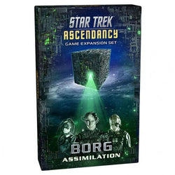 Star Trek Ascendancy Borg Assimilation Board Games Board Game Gale Force 9