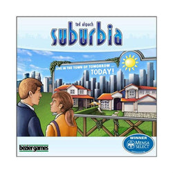 Suburbia Board Game Board Game Bezier Games