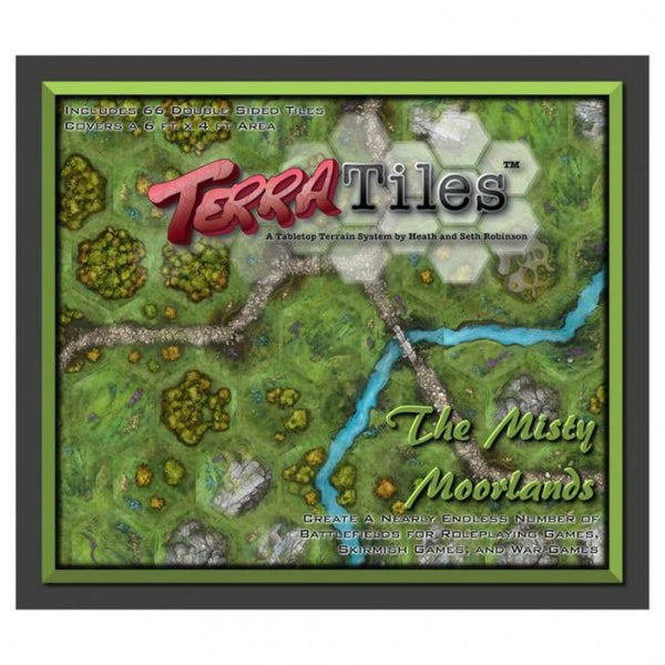 Terra Tiles: The Misty Moorlands