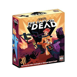 The Captain Is Dead Board Game Alderac Entertainment Group